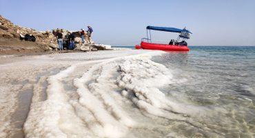 שיט בים המלח